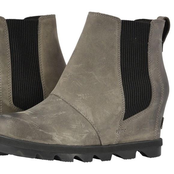 f56053ad03f SOREL Joan of Arctic Wedge II Chelsea Boot